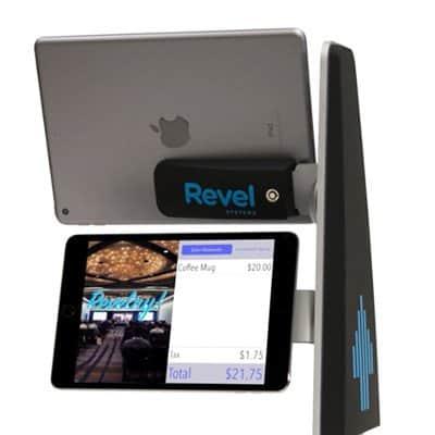 Revel customer display system CDS