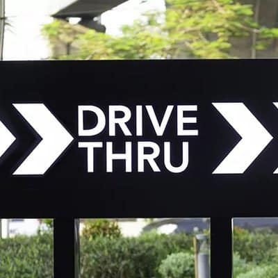 Revel drive thru