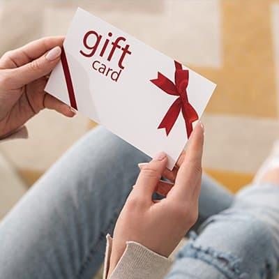 Revel gift card