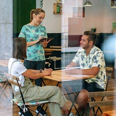 Revel mobile order takers