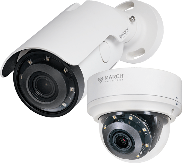 March Networks ME6-Pair